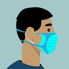 Proper way of using face mask